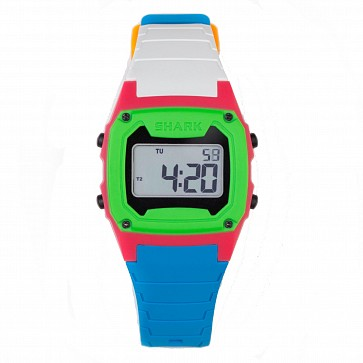 Freestyle Shark Classic Since '81 Watch - Black Neon