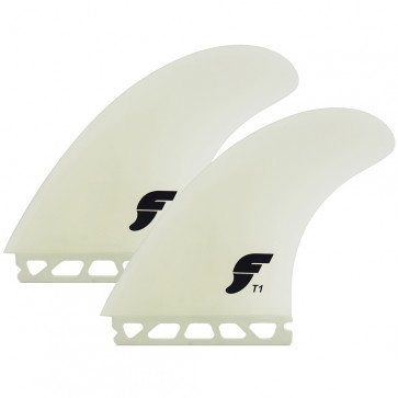 Futures Fins T1 Fiberglass Twin + 1 Fin Set