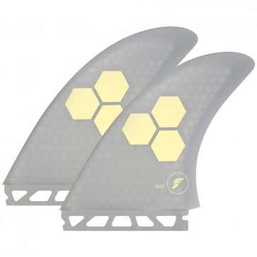 Futures Fins AMT Honeycomb Twin + 1 Fin Set