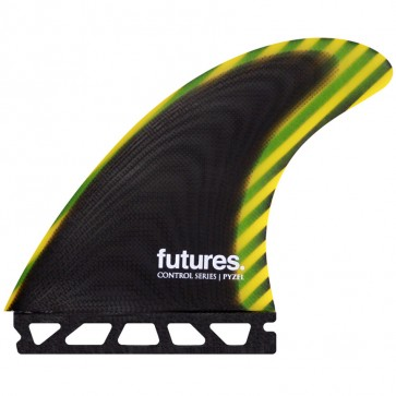 Futures Fins Pyzel Control Series Large Tri Fin Set
