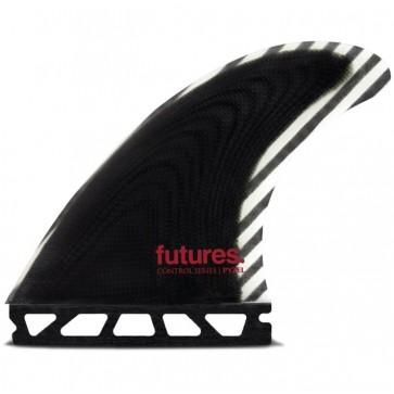Futures Fins Pyzel Control Series Medium Tri Fin Set