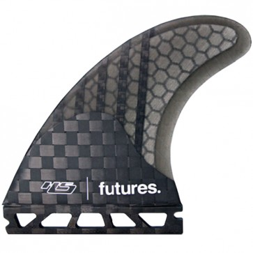 Futures Fins HS3 Generation - Carbon/Smoke