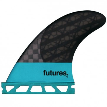Futures Fins - F4 Blackstix 3.0 - Turquoise