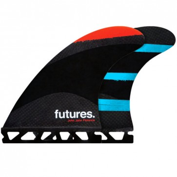 Futures Fins John John Techflex Small