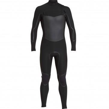 Billabong Furnace Absolute X GBS 4/3 Chest Zip Wetsuit - Black