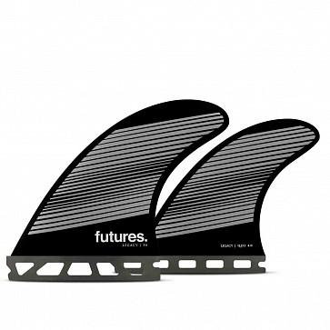 Futures Fins F6 Honeycomb Legacy Quad Fin Set