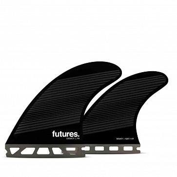 Futures Fins F8 Honeycomb Legacy Quad Fin Set