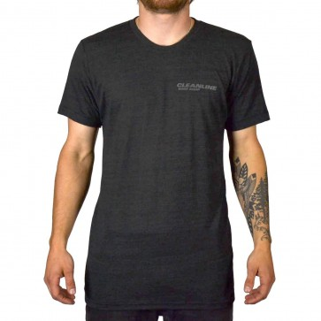 Cleanline New Rock T-Shirt - Black