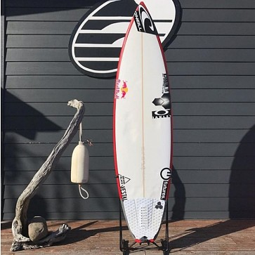Channel Islands Girrabit 6'2 x 19 1/4 x 2 5/8 Used Surfboard - Top