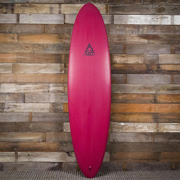 Gary Hanel Egg 7'0 x 21 1/2 x 2 3/4 Surfboard - Red Brick - Deck
