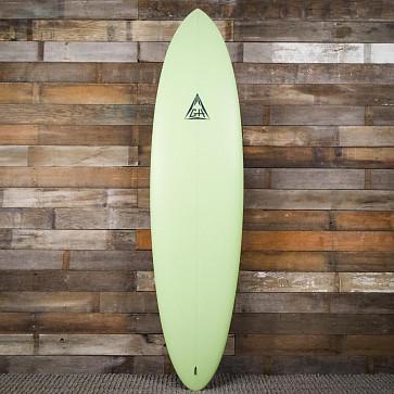 Gary Hanel Tear Drop 7'2 x 22 1/2 x 2 3/4 Surfboard - Deck