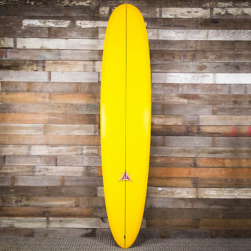 Gary Hanel Classic Noserider 9'2 x 23 x 3 1/8 Surfboard - Yellow - Deck