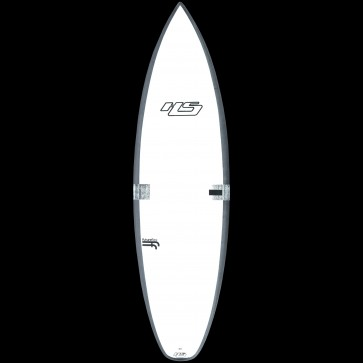 Haydenshapes Surfboards White Noiz FutureFlex Surfboard