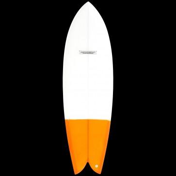 Modern Surfboards Wild Child Surfboard - Orange