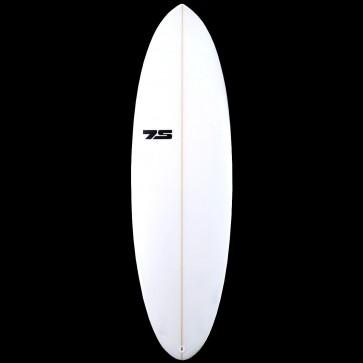 Global Surf Industries - 6'0'' 7S Cog PE Surfboard - Clear
