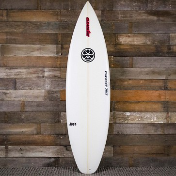 Hawaiian Island Creations 6'0'' Arakawa Riot Surfboard - Deck