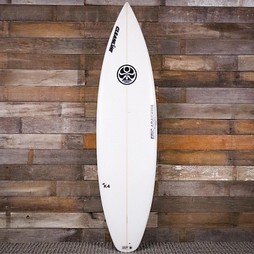 Hawaiian Island Creations 6'2'' Arakawa K4 Surfboard - Bottom
