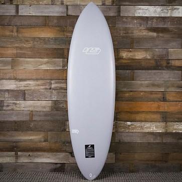 Haydenshapes Hypto Krypto 6'8 x 22 x 3 1/4 Surfboard - Stone - Deck
