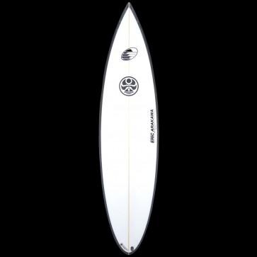 Hawaiian Island Creations 6'6'' Arakawa Round Pin Surfboard