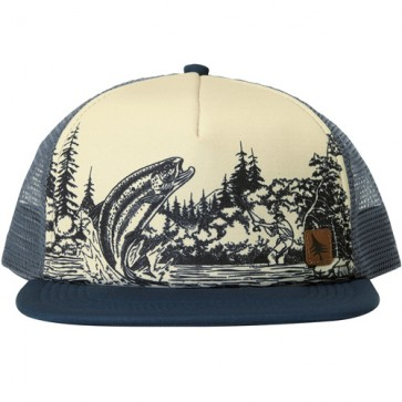 HippyTree Bait Hat - Navy