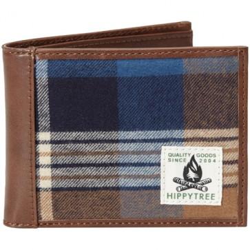 HippyTree Eureka Wallet - Brown