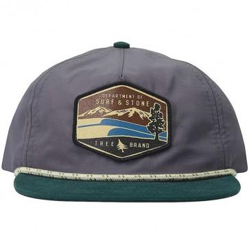 HippyTree Tahoma Hat - Charcoal