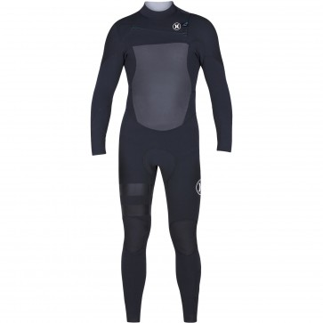 Hurley Fusion 3/2 Wetsuit - Black