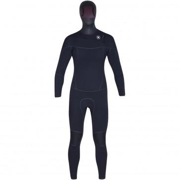 Hurley Phantom 4/3 Hooded Wetsuit - Black