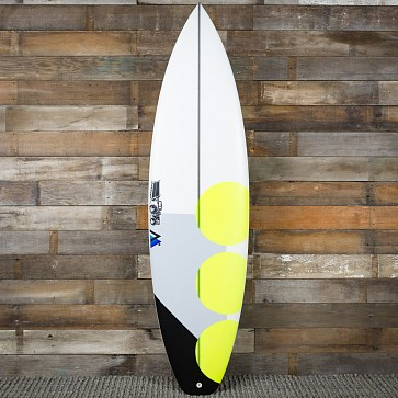 JS Monsta 6 6'2 x 19 1/4 x 2 1/4 Surfboard - Deck