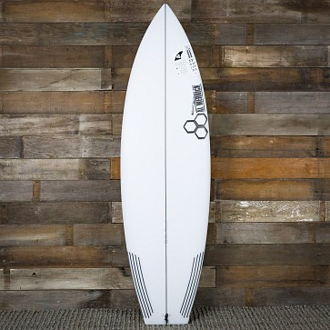 Channel Islands Neck Beard 2 5'8 x 19 3/8 x 2 7/16 Surfboard - Deck