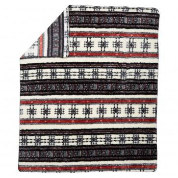 Billabong Women's Warmin Up Sherpa Blanket - Multi