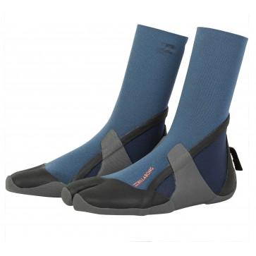 Billabong Women's Furnace Synergy 3mm Split Toe Boots - Slate