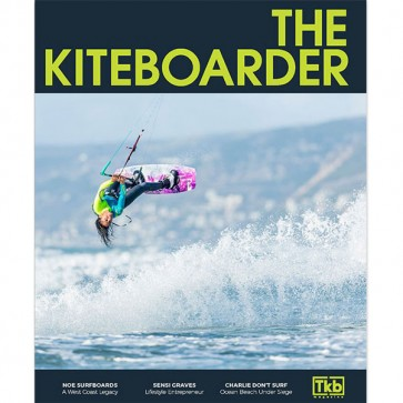 The Kiteboarder Magazine - Volume 13 Number 2