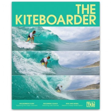 The Kiteboarder Magazine - Volume 14 Number 2