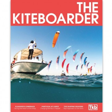 The Kiteboarder Magazine - Volume 14 Number 4