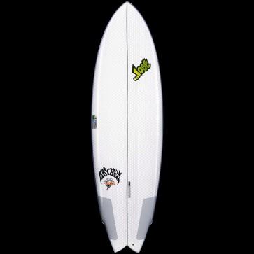 "Lib Tech Surfboards 5'8"" Round Nose Fish Redux Surfboard"