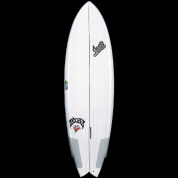 "Lib Tech Surfboards 6'2"" Round Nose Fish Redux Surfboard"