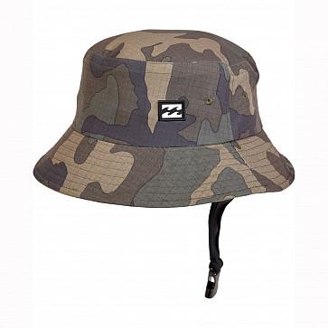 Billabong Mentawai Surf Bucket Hat - Army Camo