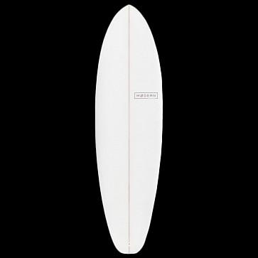 Modern Falcon Surfboard - Clear
