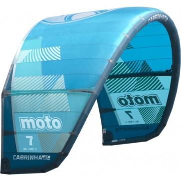 Cabrinha Moto Blue