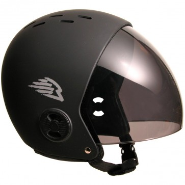 Gath Full Retractable Visored Helmet