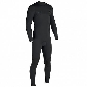 Vissla High Seas 4/3 Zip Free Wetsuit - Black