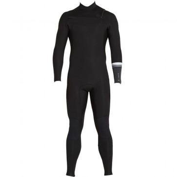 Billabong Revolution DBah 3/2 Chest Zip Wetsuit - Black