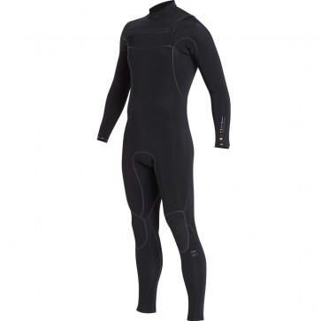 Billabong Furnace Carbon Ultra 4/3 Chest Zip Wetsuit - Black