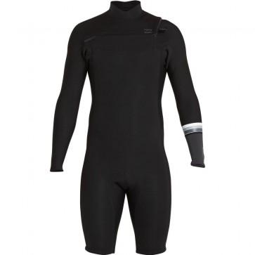 Billabong Revolution DBah 2mm Long Sleeve Chest Zip Spring Wetsuit