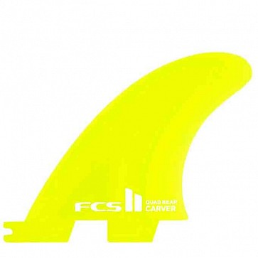 FCS II Fins Carver Neo Glass Side Bite Fin Set