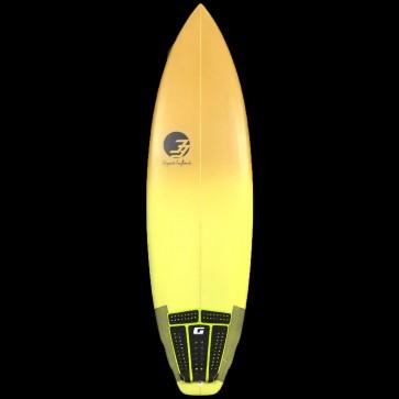 "Degree 33 Surfboards - 6'0"" Degree 33 Custom"