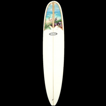Stewart Surfboards 9'4'' Special Edition Airbrushed Longboard