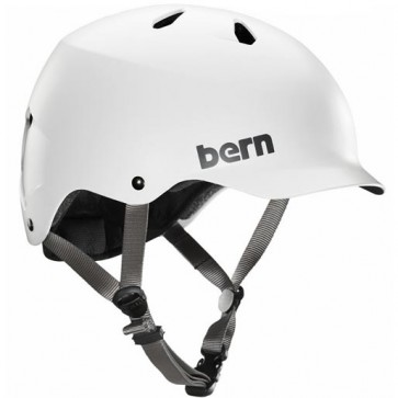 Bern Watts Thinshell Helmet - White