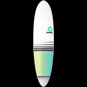 Torq Surfboards 7'6'' Torq Mod Funboard - Sand/Blue Fade